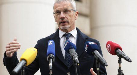 """HNB o mailovima koji terete Vujčića: """"Guverner nije bio uključen u pregovore između fonda i Agrokora"""""""