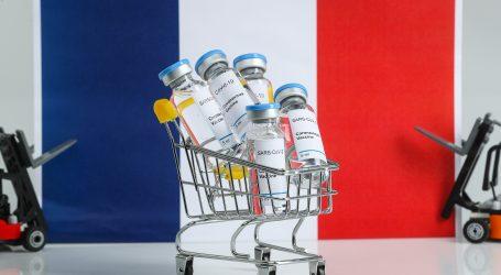 Francuska će produžiti razmak između prve i druge doze mRNA cjepiva