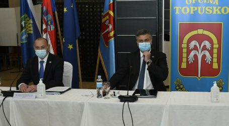 "Plenković: ""Bude li oporba pokrenula opoziv, branit ću Beroša u Saboru"""