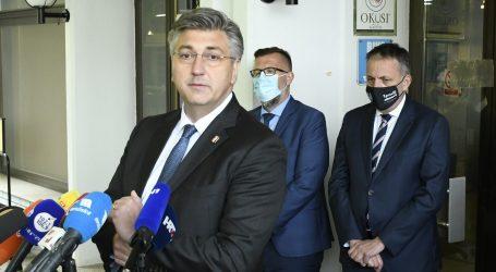 "Plenković: ""Moj stav o Zoranu Mamiću? Pročitajte priopćenje Ministarstva pravosuđa"""