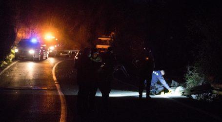 Teška prometna nesreća kod Rijeke: Poginuo 59-godišnji vozač Fiata na kojeg je u prevrtanju naletio Ford
