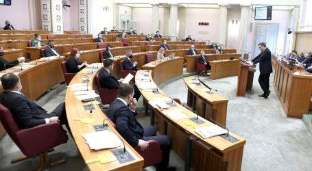 Sabor: Na 'Aktualcu' 38 pitanja za premijera i članove Vlade