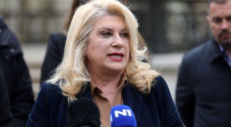 """Škare Ožbolt osudila napad na volonterke Mosta: """"Duboko me to potreslo, naše žene ne smiju se osjećati nezaštićeno"""""""