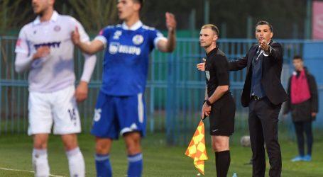 Remi Slaven Belupa i Hajduka u Koprivnici. Da, Krstanović je opet zabio