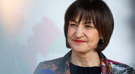 Jelena Pavičić Vukičević predala kandidaturu za gradonačelnicu