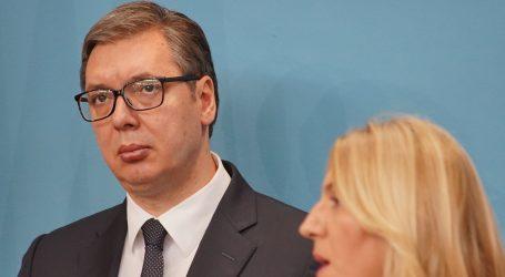 """Vučić: Nismo zainteresirani za """"Veliku Srbiju"""""""