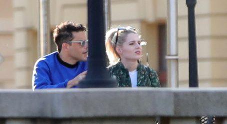 Oscarovac Rami Malek u Zagrebu, prati svoju djevojku koja snima tv seriju