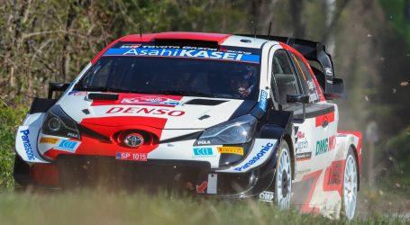 Aktualni svjetski prvak WRC-a sudjelovao u prometnoj nesreći na zagrebačkoj Aveniji Dubrovnik, pogledajte snimku