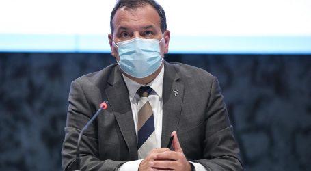 """Ministar Beroš: """"Na prekretnici smo. Prvi je put u jednom danu cijepljeno 20 tisuća ljudi"""""""