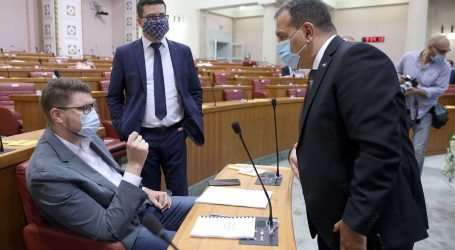 Oporba najavila pokretanje postupka opoziva ministra Beroša