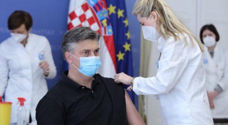 """Plenković: """"Hrvatska dobiva još 747 tisuća doza Pfizerovog cjepiva do kraja lipnja, uoči turističke sezone"""""""
