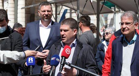 """Ministar mora Butković: """"Milanoviću ne priliči najavljivati cirkus na obljetnici Bljeska, to govori o njemu samome"""""""
