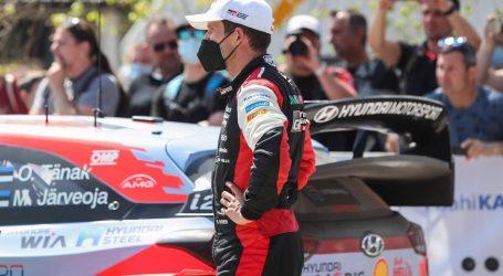 Policija istražuje prometnu nesreću u kojoj je sudjelovao sedmerostruki svjetski prvak Sebastien Ogier