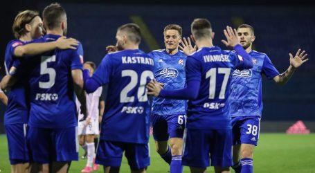 Dinamo pogocima Petkovića i Kastratija svladao Hajduk na Maksimiru i napravio prvi konkretniji korak ka obrani naslova prvaka