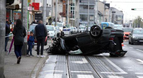 Vozač iz Dubrave je u pritvoru, terete ga za obijesnu vožnju i izazivanje prometne nesreće