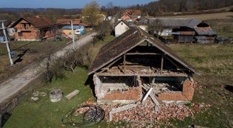 Republika Srpska financira izgradnju deset montažnih kuća Srbima na Baniji