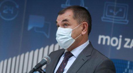 """Pročelnik Lovrić: """"Ako mjera urodi plodom, nastavljamo s normalnom nastavom idući tjedan"""""""