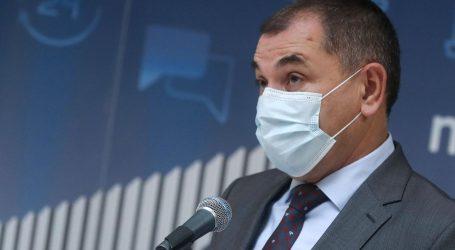 """Pročelnik Lovrić: """"Vjerujem da će nastava na daljinu biti samo idući tjedan"""""""