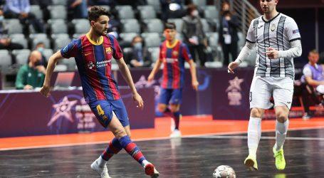 Kairat i Barcelona prvi polufinalisti UEFA futsal Lige prvaka