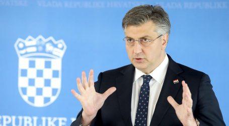 """Plenković predstavio Nacionalni plan oporavka i otpornosti: """"Bez reformi nema investicija"""""""