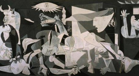 Španjolska: Picassova Guernica u 'čokoladnoj verziji' zadivila javnost