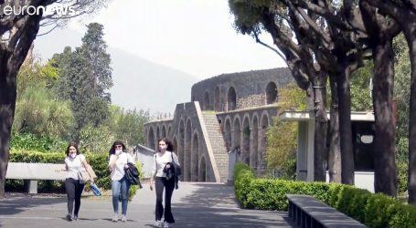 Pompeji ponovno otvoreni, posjetitelji šeću novim rutama