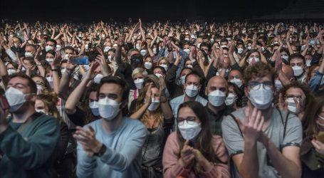Koncert u Barceloni pred 5000 posjetitelja prošao bez zaraženih koronavirusom