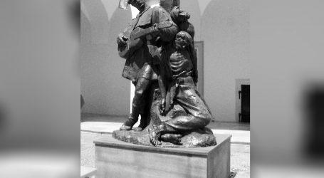 Vanja Radauš, šutljivi majstor koji je zbog kiparstva pobjegao od kuće
