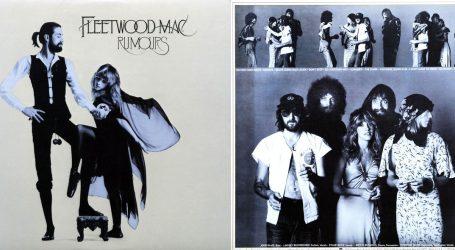 Glavna tema remek djela 'Rumours' grupe Fleetwood Mac su bolne ljubavne priče