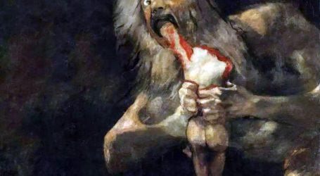 """Razočarani Francisco Goya pred kraj života stvarao je 'crne slike', najstrašnija je """"Saturn proždire svoga sina"""""""
