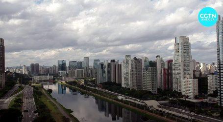 São Paulo: Tek što je počelo čišćenje, u rijeku Pinheiros vratile se ribe