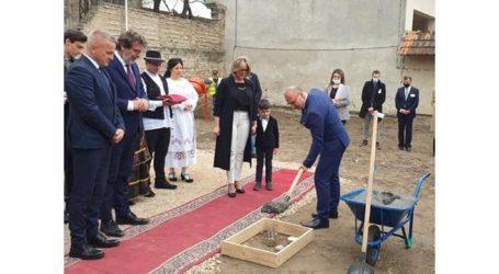 U Subotici postavljen kamen temeljac za Hrvatsku kuću