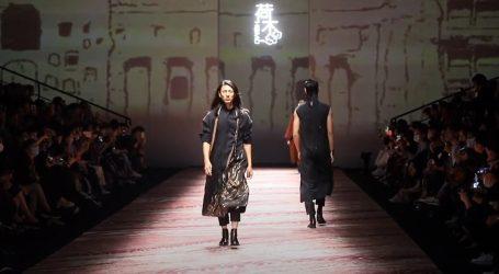 Tjedan mode u Šangaju među prvima koji se održao pred publikom