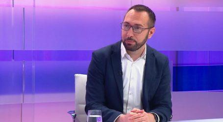 """Tomašević: """"Neki direktori gradskih poduzeća u Zagrebu pred izbore podižu sebi otpremnine"""""""