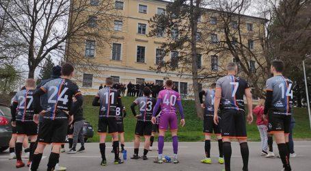 Županijski derbi Varteksa i Podravine završio podjelom bodova