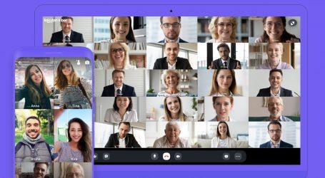 Aplikacija Viber proširila grupne video pozive na 30 sudionika