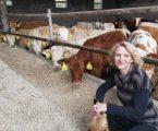 BLANKA STIPČIĆ BERIĆ: 'Postanem li načelnica neću primati plaću jer ne želim zapostaviti svoju obiteljsku stočarsku farmu'