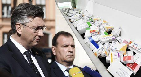 UDAR BANKARA NA PLENKOVIĆA I VLADU: Hrvatske banke žele od veledrogerija otkupiti potraživanja prema državi