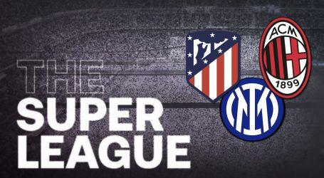 U Superligi ostala još samo tri kluba: Iz projekta koji je razbjesnio nogometni svijet istupili Atletico, Inter i Milan