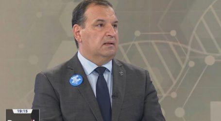 """Ministar Beroš: """"Međimurska platforma za naručivanje građana za cijepljenje nije primjenjiva na nacionalnu razinu"""""""