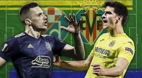 UŽIVO: Oršić smanjio na 2:1, Villareal u polufinalu Europa lige