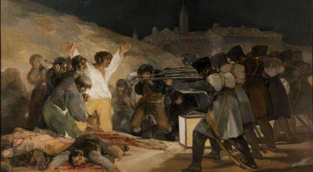 Španjolska slavi 275. rođendan slikara Francisca Goye
