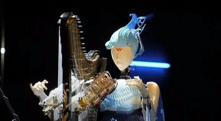 Kineski robotski band stvara odličnu glazbu