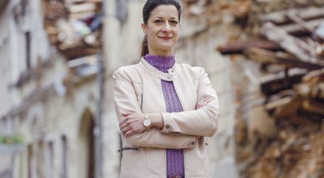 MAGDALENA KOMES: 'Dumbović nema odgovor ni na iseljavanje zbog potresa ni radi nedjelovanja gradske uprave'