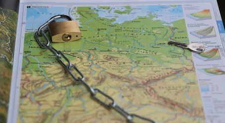 Rigorozne mjere: Njemačka se potpuno zatvorila i uvela policijski sat