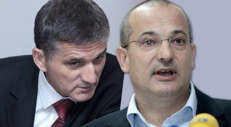 SKUPI NAJAM: Prije pet godina Goran Marić prozvao je Orsata Miljenića zbog štetnih ugovora Ministarstva pravosuđa