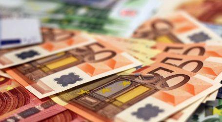 Krajem veljače bruto međunarodne pričuve 19,5 milijardi eura
