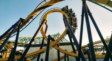 Onima koji pristanu na covid test nizozemski zabavni park daruje adrenalinske vožnje