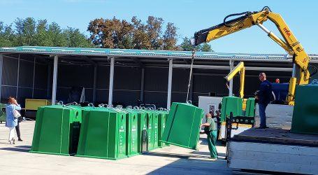 Zagreb dobiva 65.000 novih spremnika za otpad