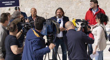 """SDP: """"Osuđujemo zastrašivanje u Šibeniku, zabrinuti smo za društvo i demokraciju"""""""